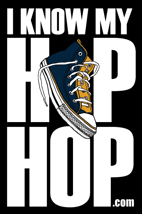 hip hop logo. I know my hip hop logo